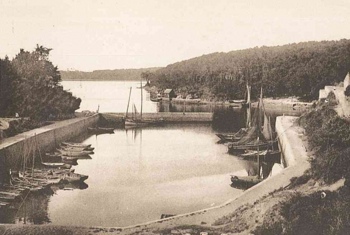 Le Port après aménagement des quais (après 1916)