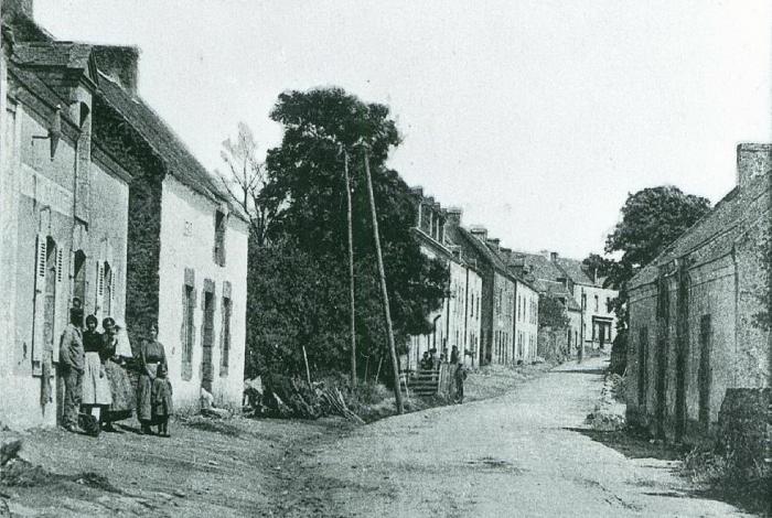 Rue Pasteur vers 1920