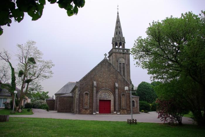 L'Eglise paroissiale Stella Maris