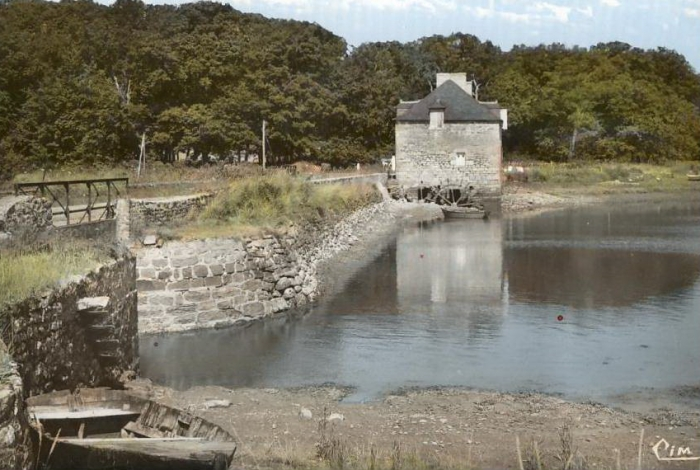 Moulin de Kervilio