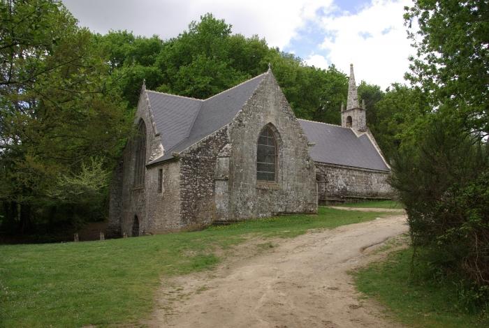 Chapelle restaurée