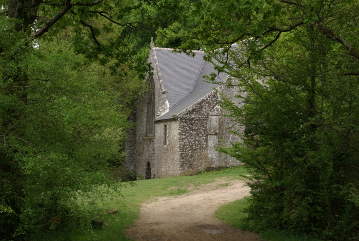 La chapelle de Bequerel