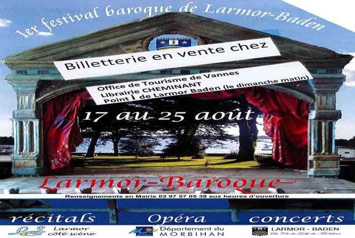 Concert de musique baroque – Place du Banc Marie