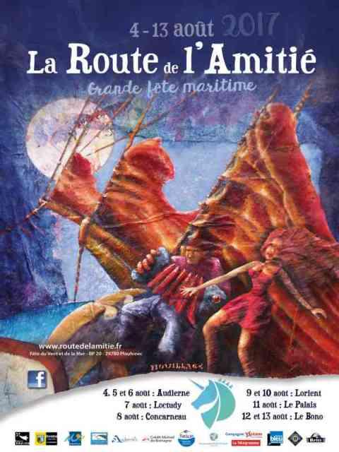 Route de l'Amitié – Edition 2017