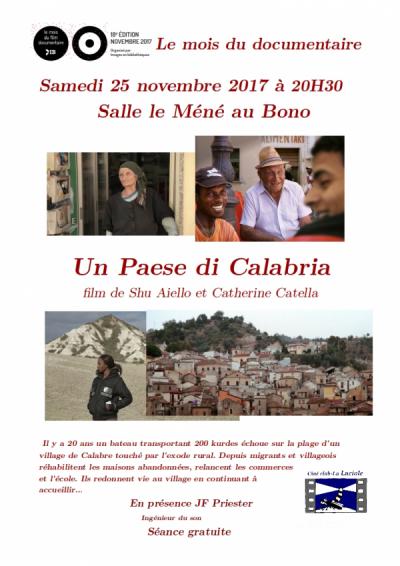 Ciné Club Un Paese di Calabria