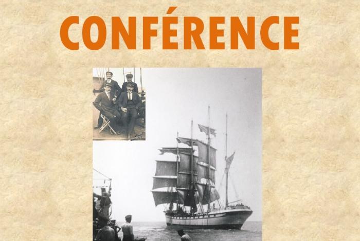 Conférence Les Cap-horniers de la marine marchande pendant la guerre 1914-1918