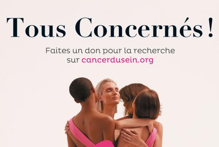 Octobre rose – Le cancer du sein parlons-en !