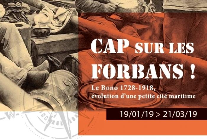 Exposition «CAP SUR LES FORBANS»