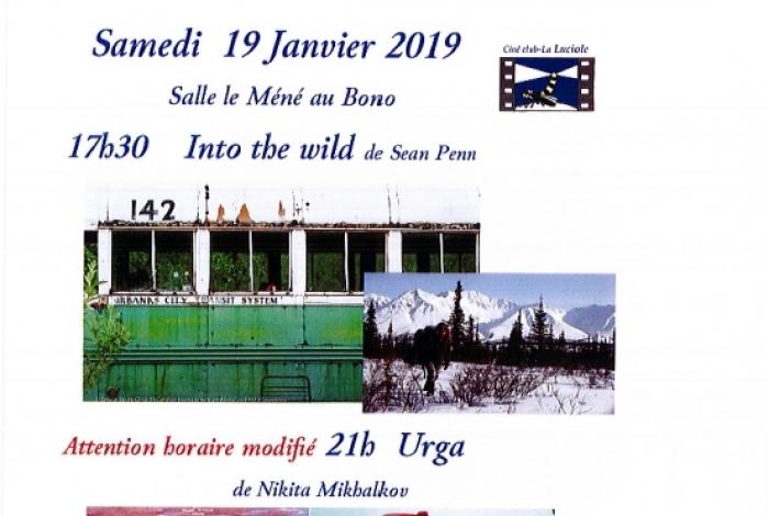 Ciné club La Luciole – INTO THE WILD – URGA