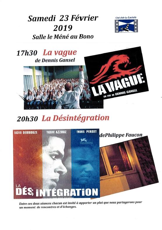 Cine-Club La Luciole – Salle Jean Le Mené
