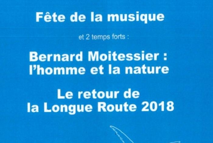 Fête de la musique – Bernard Moitessier