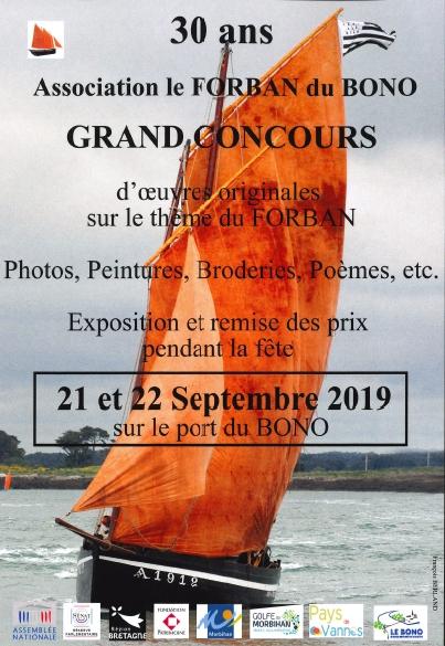 Grand concours – association Le Forban