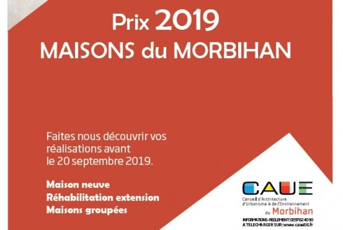 Prix 2019 Maisons du Morbihan