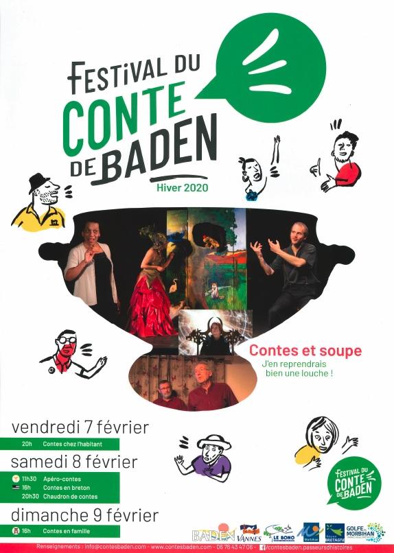 Festival du Conte de Baden – Festival d'hiver 2020