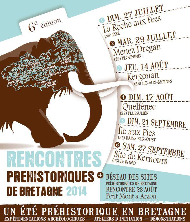 Rencontres préhistoriques de Bretagne – Site du Tumulus de Kernours