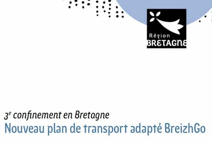 BreizhGo : nouveau plan de transport
