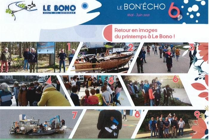 Le BON'ECHO mai juin 2021