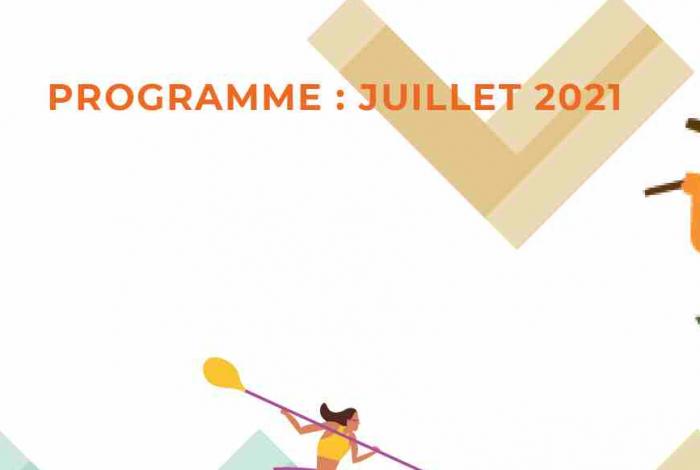 Les ados du Bono – le programme de vos activités pour le mois de juillet 2021