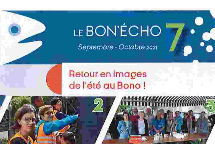 Le Bon'Echo 7 septembre octobre 2021